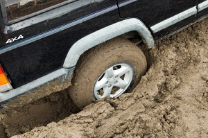 Feeling stuck? Get out of your rut!