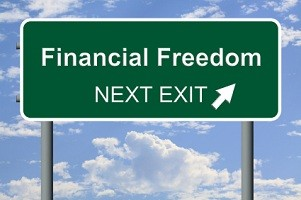 How will you start your road to financial freedom?