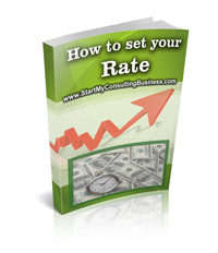 How to set your rate
