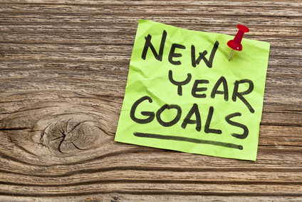 New Year goals: how to get what you really want this time